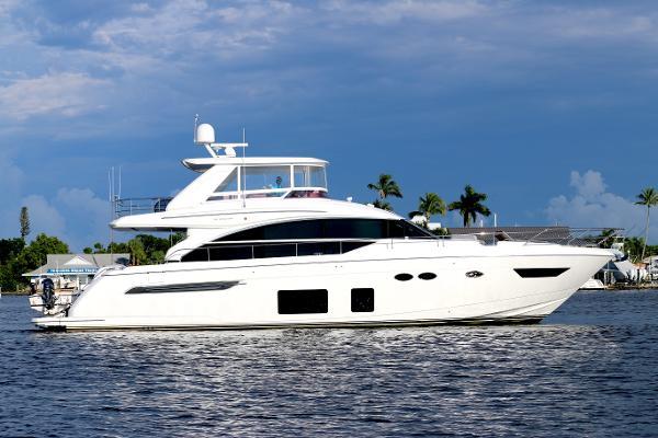 Princess 68 Motor Yacht Princess 68 Profile