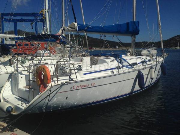 Beneteau Cyclades 39 AYC Yachtbroker - Cyclades 39.3
