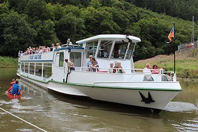 Luxwerft, Mondorf LuxFahrgastschiff