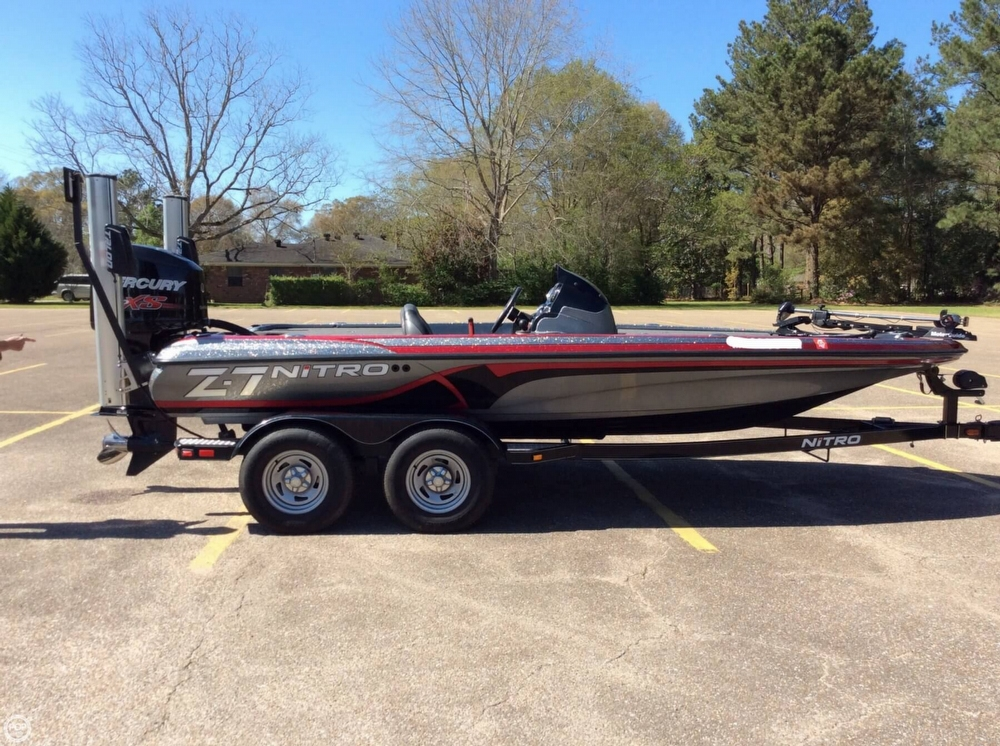 Nitro Z-7 2015 Nitro Z7 for sale in Petal, MS
