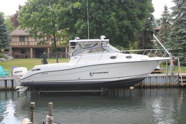 Seaswirl STRIPER 3301 WA OB