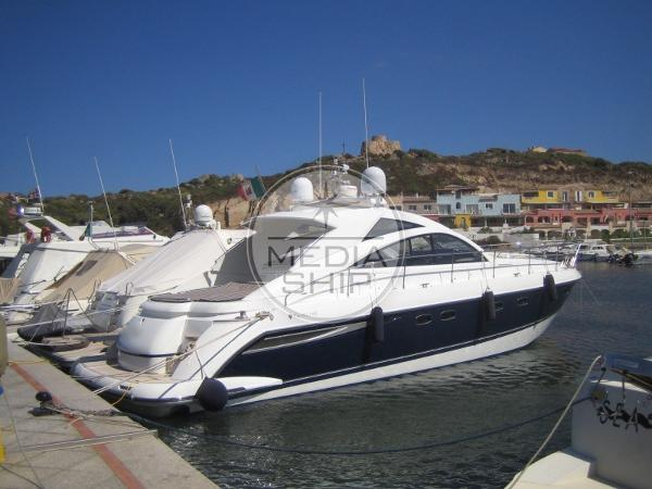 Fairline Targa 47 GT FAIRLINE - FAIRLINE 47 HT GT - exteriors