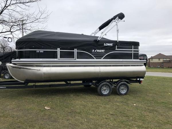 Lowe Boats SS190