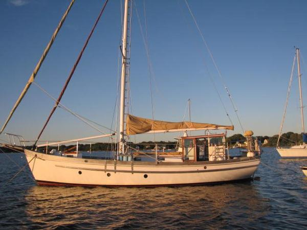 Cape George Pilothouse Cutter