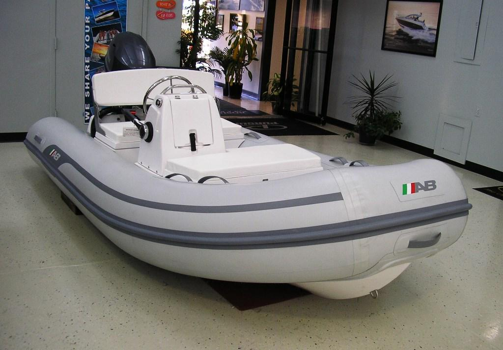 AB Inflatables Mares 12 VSX Sister Ship