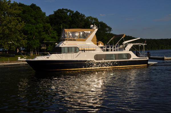 Harbor Master 520 Coastal Profile
