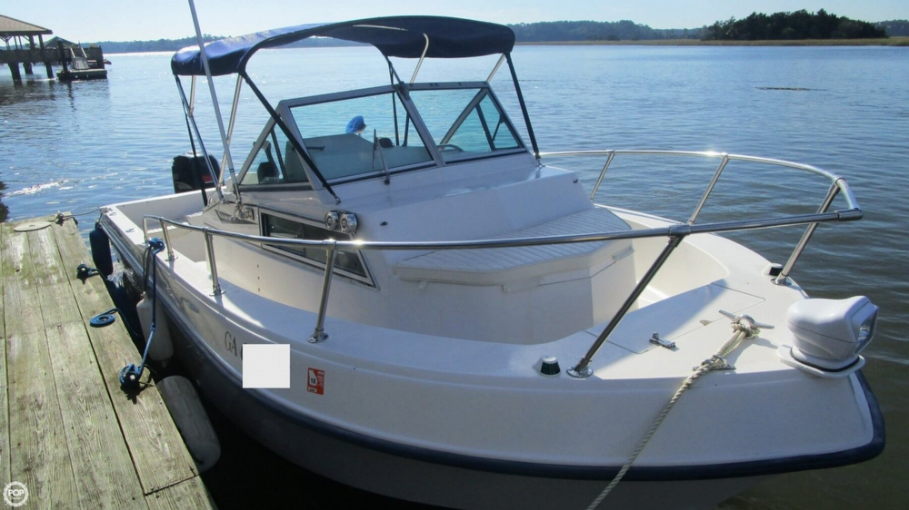 Grady-White 204 OVERNIGHTER 1989 Grady-White 204 Overnighter for sale in Savannah, GA