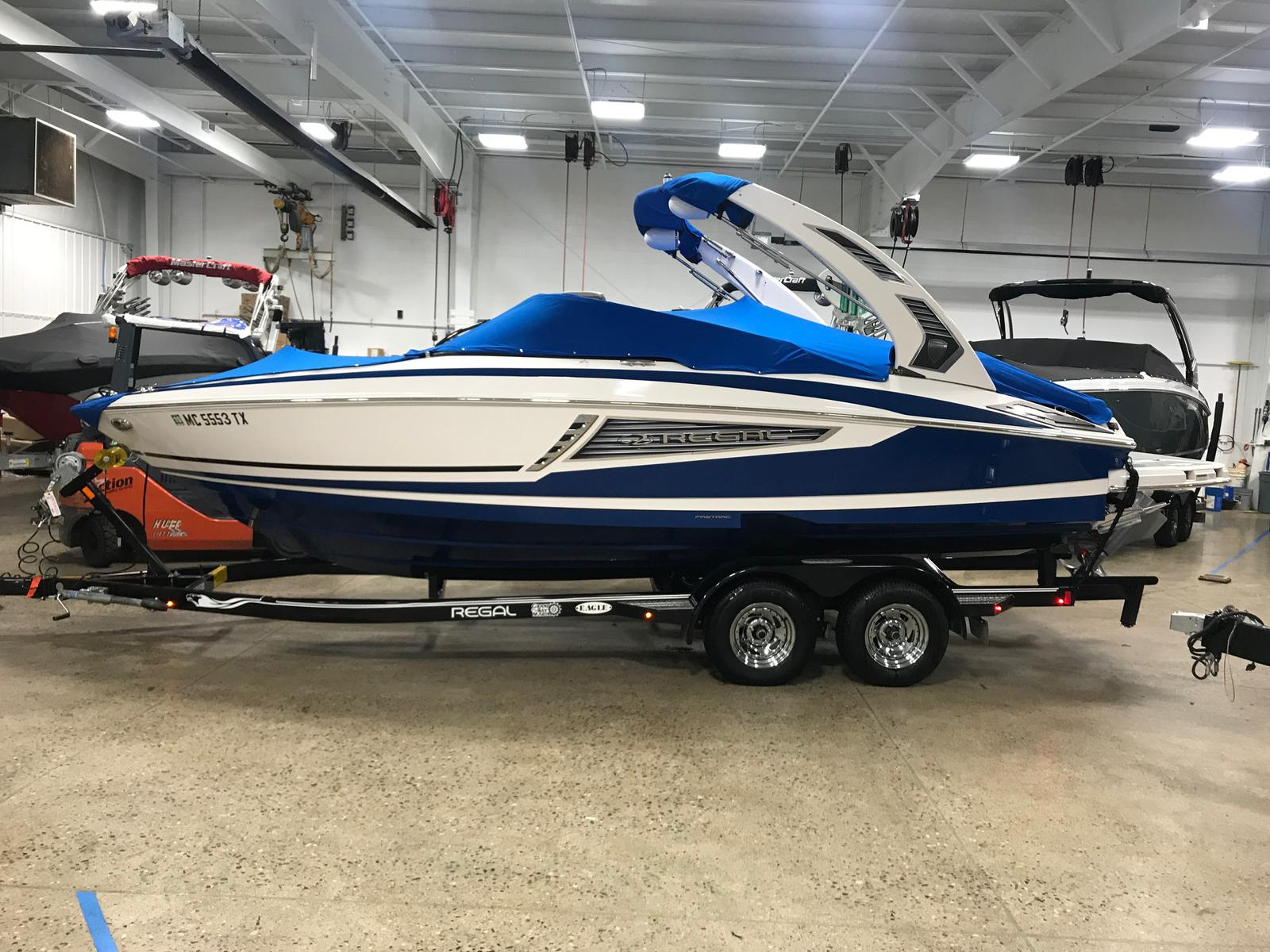 Regal 2300 RX Surf