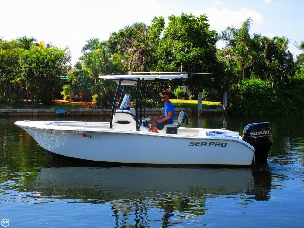 Sea Pro 219 Center Console 2017 Sea Pro 219 Center Console for sale in Fort Lauderdale, FL