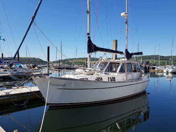 """Nauticat 33 Nauticat 33 """"Nomad"""""""