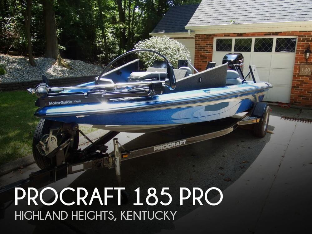 Pro Craft 185 Pro 1999 ProCraft 185 PRO for sale in Highland Heights, KY