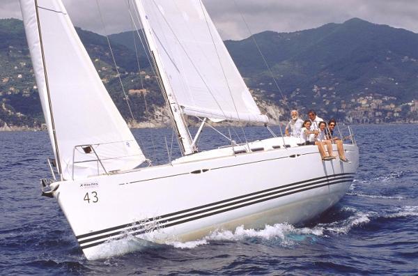 X-Yachts X-46 X-46