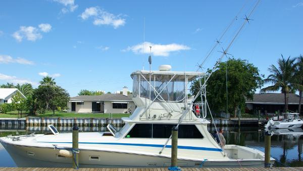Viking Boats 40 Convertible Business Opp.