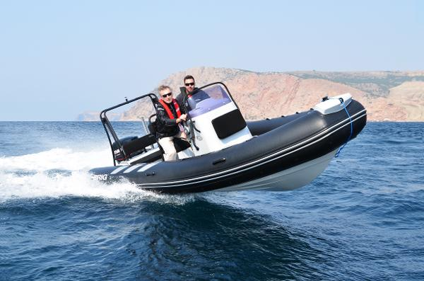 Brig Inflatables Navigator 570