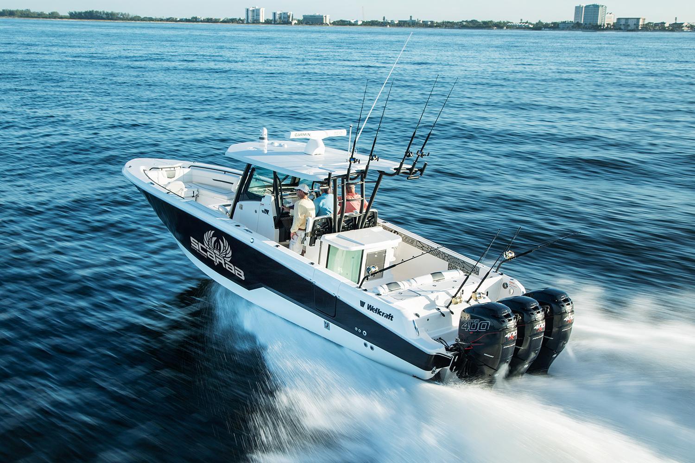 Wellcraft Boat image