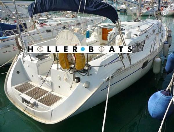 Beneteau Oceanis 400 berthed