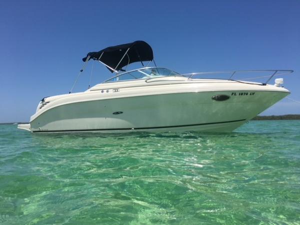 Sea Ray 245 Weekender