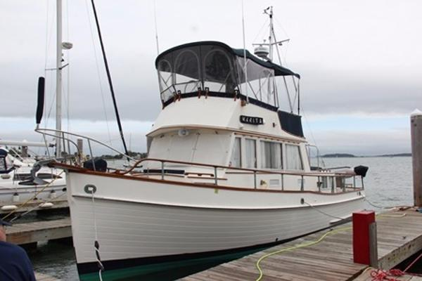 Grand Banks 36 Classic Profile