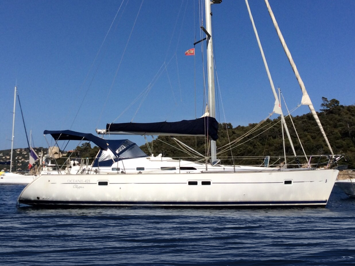Beneteau Oceanis Clipper 423 Beneteau Oceanis 423