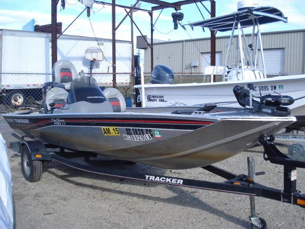 Bass Tracker Pro 170