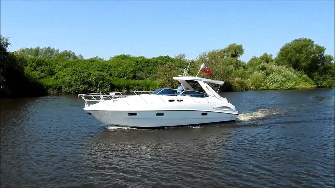 Sealine S38 Sealine S38 - Profile - For Sale