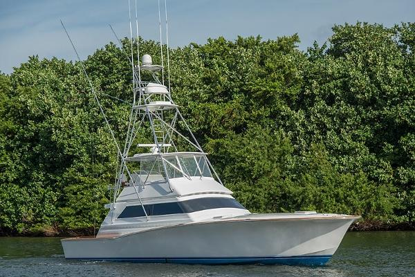 Jim Smith Custom 60' Sportfish Off Season