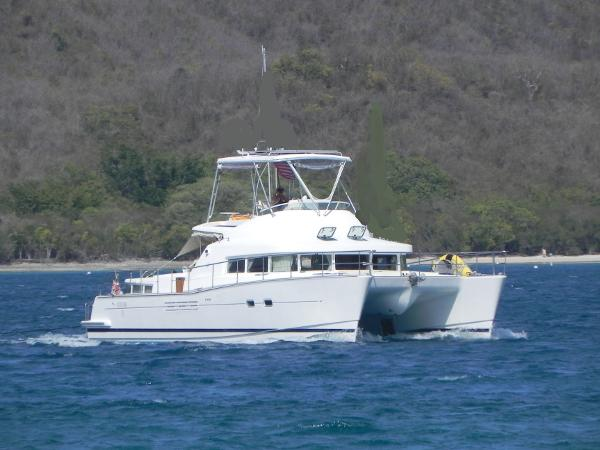 Lagoon 43 Power Cat