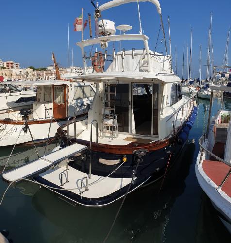 Sciallino 34 Fisherman Sciallino 34