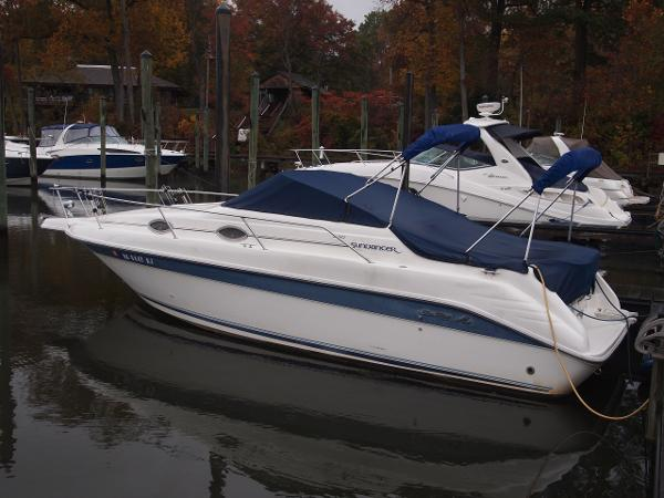 Sea Ray 250 Sundancer 250 Sundancer