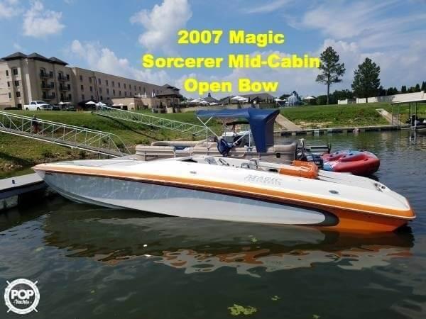 Magic Sorcerer Mid Cabin Open Bow 2007 Magic Sorcerer Mid Cabin Open Bow for sale in Peoria, AZ