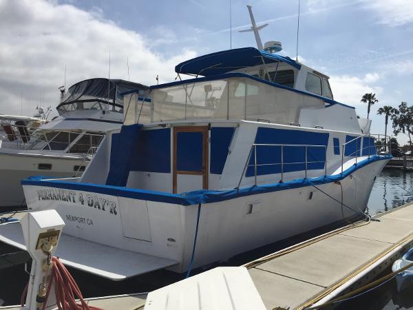 Seaway Custom Motor Yachts