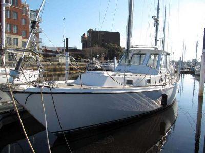 Gulfstar 41 Pilothouse Custom Main Profile