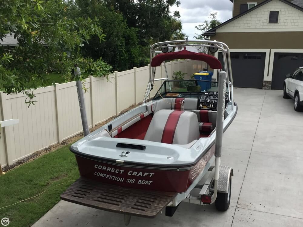 Correct Craft 2001 Ski Nautique 1987 Correct Craft 2001 for sale in Jacksonville, FL