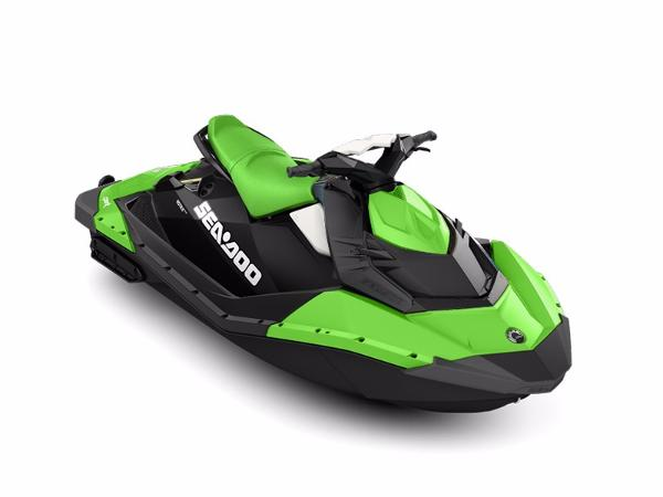 Sea-Doo SPARK™ 2-up Rotax 900 ACE IBR & CONV