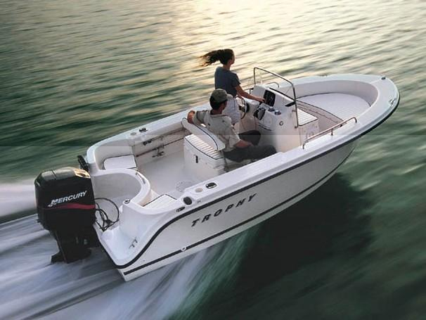 Trophy 1703 Center Console Manufacturer Provided Image: 1703 Center Console