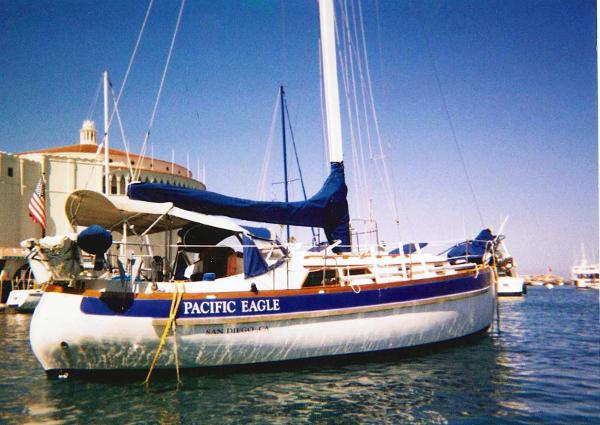 Sea Eagle Sloop Pacific Eagle