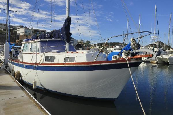 Gulfstar Motorsailor