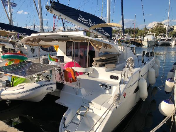 Fountaine Pajot Lipari 41 Main View