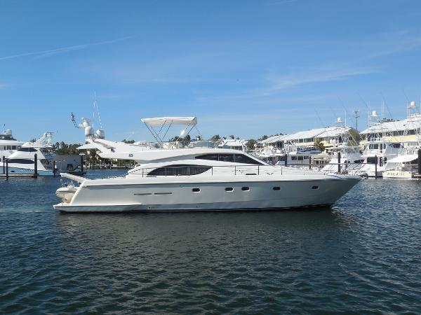 Ferretti Yachts FLYBRIDGE