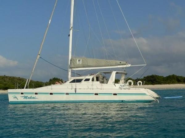 Voyage Yachts 500 Voyage 50
