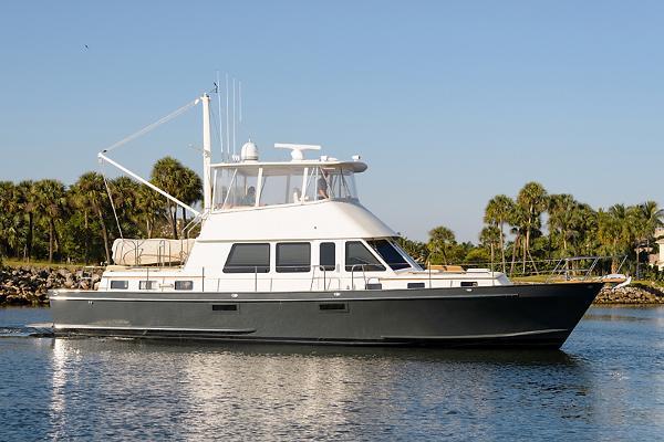 Lyman Morse Motoryacht TABA