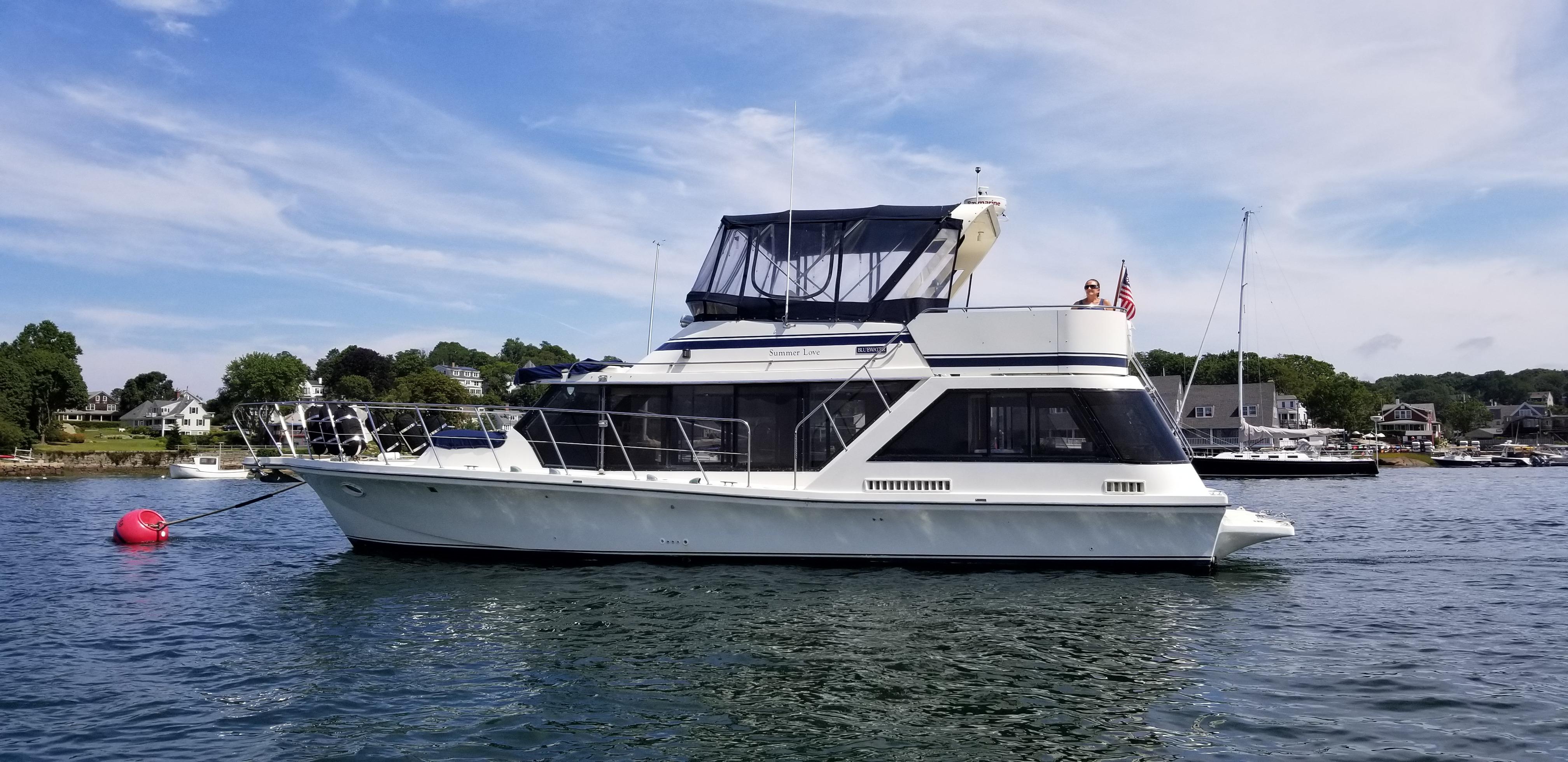 Bluewater Yachts Chesapeake 42/CR