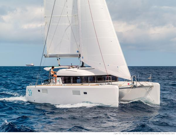 Lagoon 39 Manufacturer Provided Image: Lagoon 39