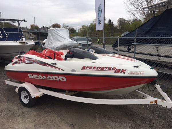 Sea-Doo Speedster 16