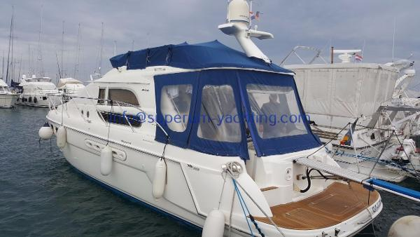 Sealine F44 Flybridge Sealine F44 Flybridge