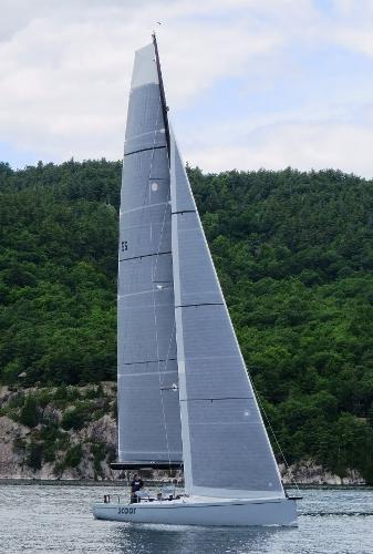 NEB - Nelson Marek ACK 55 NEB - Nelson Marek ACK 55 - New Sail Plan