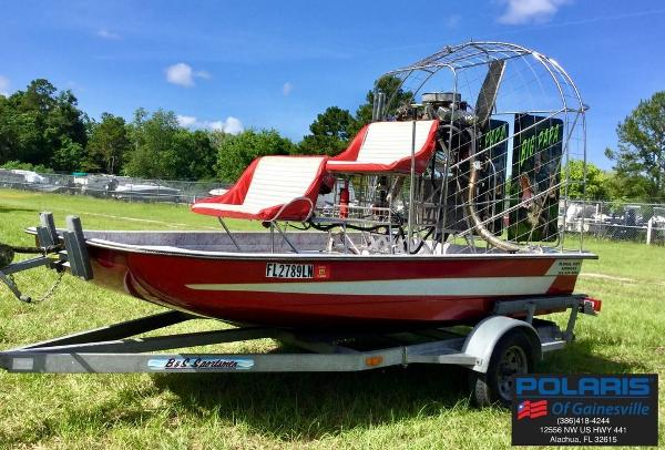 Freedom 14 FT Airboat