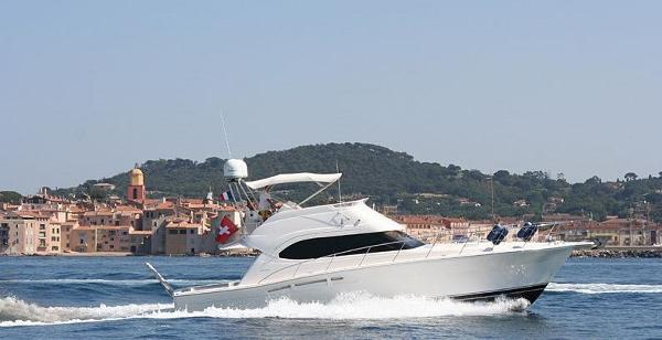 Riviera 47 Open Flybridge