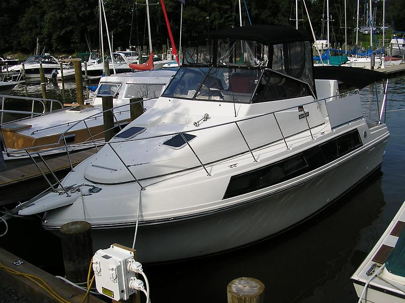 Carver 32 Mariner data