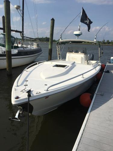 Jefferson Marlago 35 Center Console